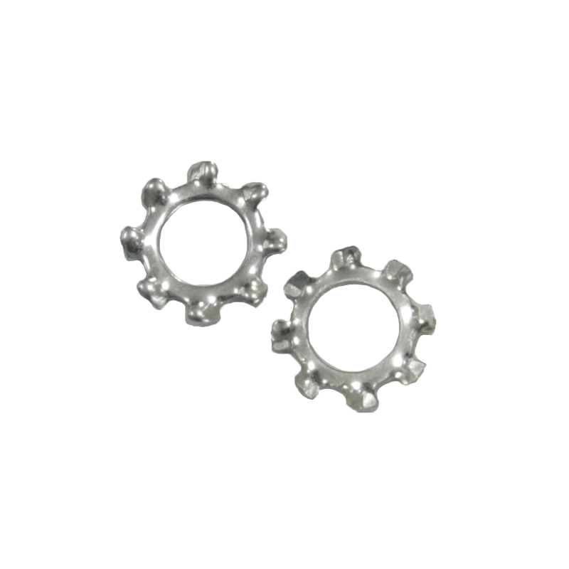 External Serrated Washers